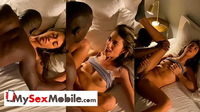 Kostenloses hochwertiges BBC-Video des schönen französischen Mädchens Megan Lopez (Megane Lopez) -MySexMobile